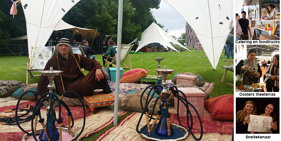 Shisha lounge Alice in Wonderland